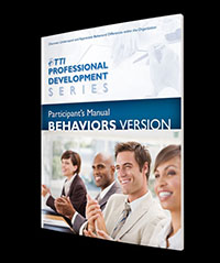 PDS Behaviors Particpant's Manual